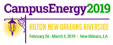 CampusEnergy2019 | Hilton New Orleans Riverside | February 26 - March 1, 2019